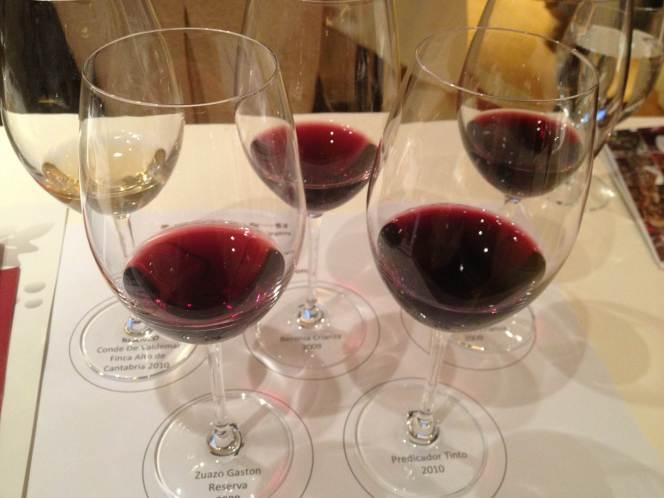 Rioja Tasting 1
