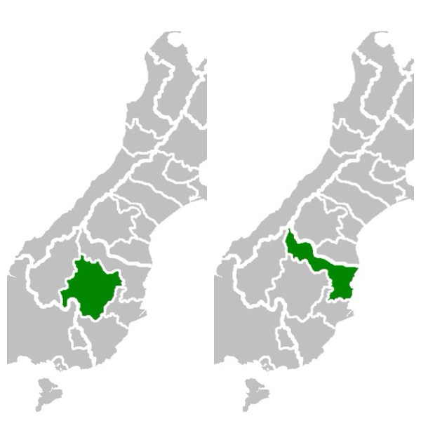 Waitaki compare Central Otago 2
