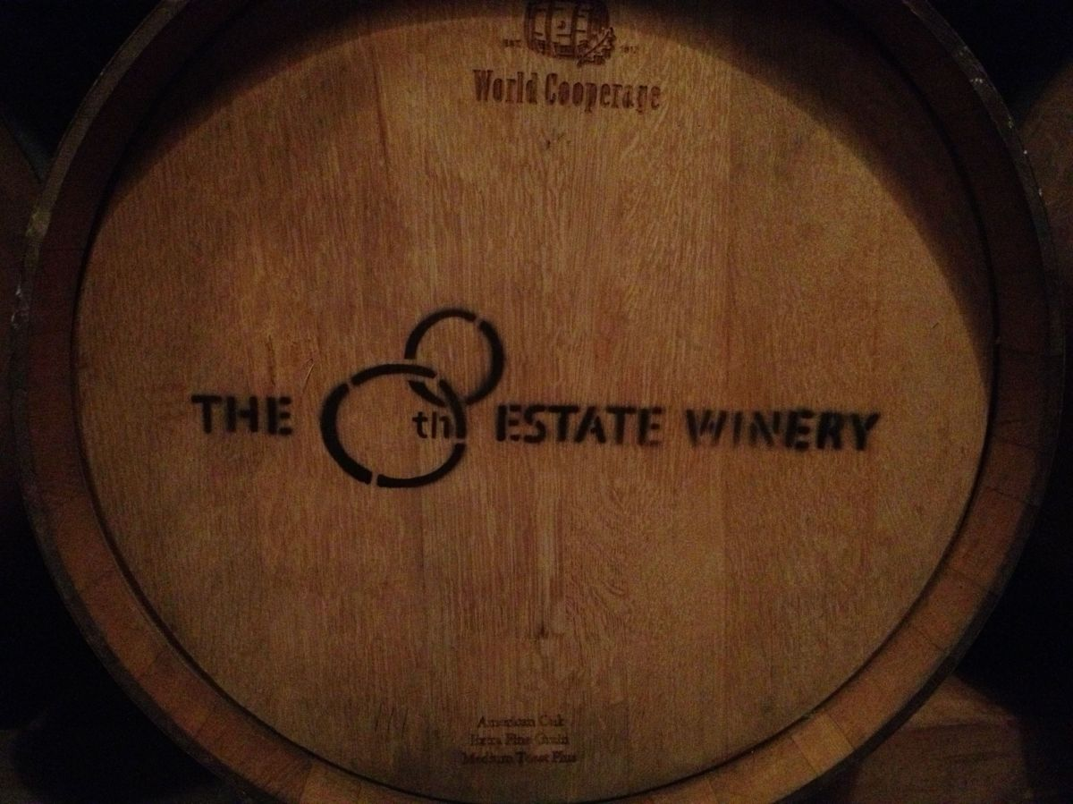 The 8th Estate Winery Cellar Door Visit - Ap Lei Chau