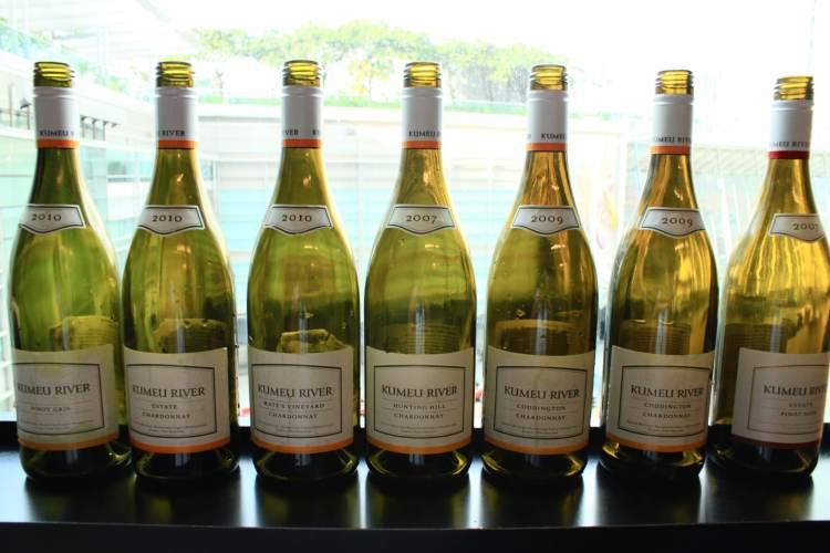 Kumeu River bottles