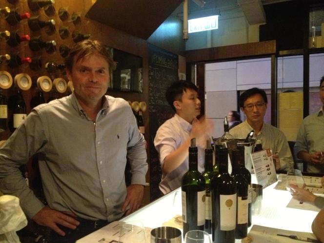LFE Wines Nick Tullett
