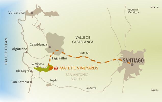 Matetic Map