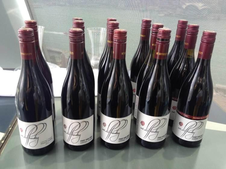 Mt Difficulty Pinot Noir