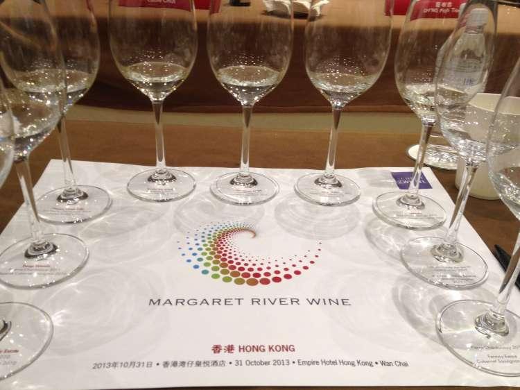 Margaret River tasting