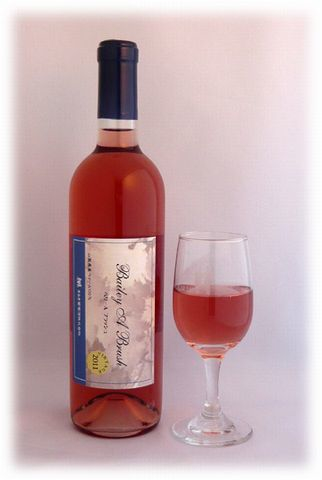 Marquis Winery Rosé Muscat Bailey-A