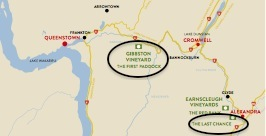 Two Paddocks Map