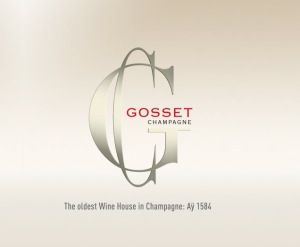 Champagne Gosset logo