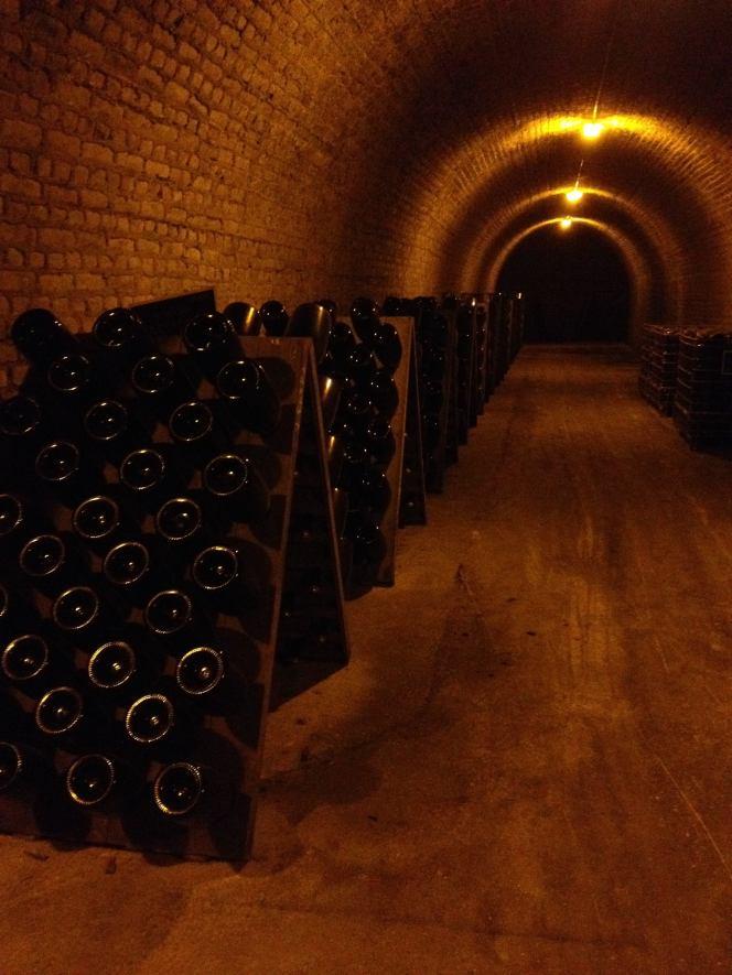 Gosset caves
