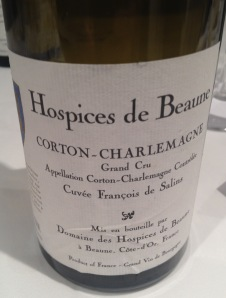 3. HdB Corton-Charlemagne