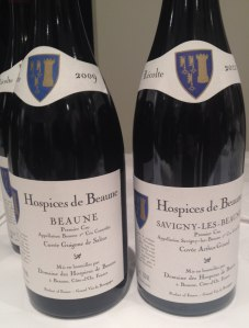 4. 5. HdB Savigny-Les-Beaune + Beaune