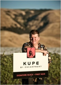Escarpment Kupe vineyard