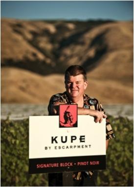 Escarpment Kupe vineyard