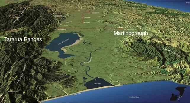 Escarpment Wairarapa