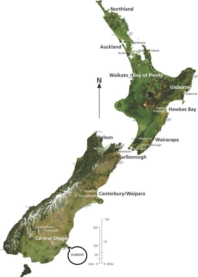 NZ Wine WRV_154_NZ_NZW with DUNEDIN