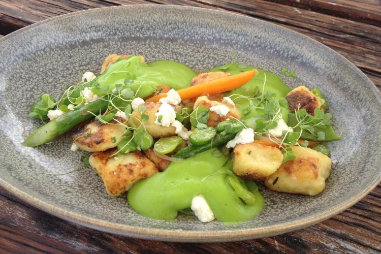 Pegasus Bay lunch