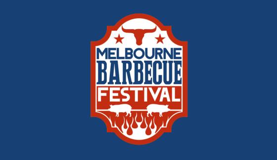 Melbourne Barbecue Festival logo