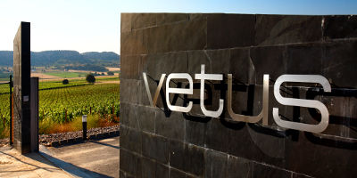 Artevino Vetus entrance