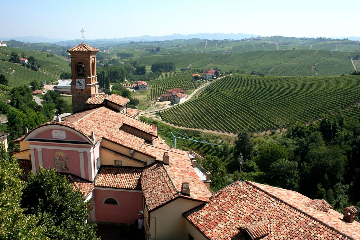 Back to the future with G.D. Vajra, Barolo, Piemonte, Italy