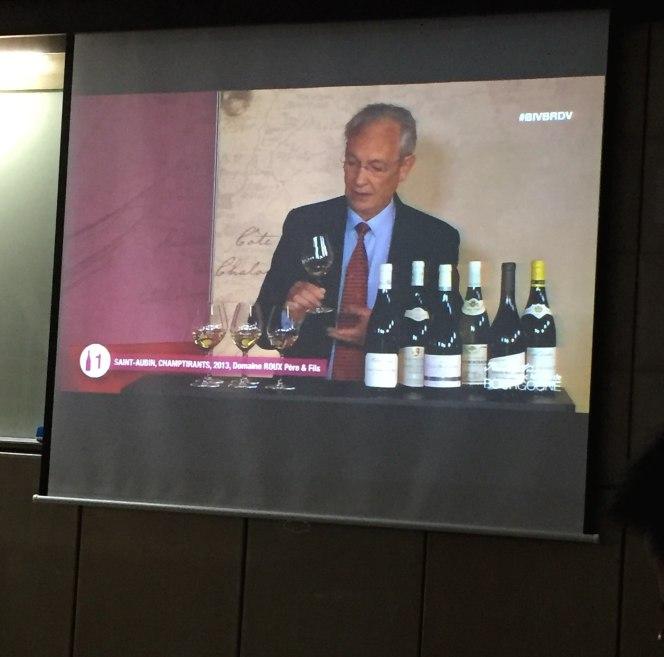 BIVB Chardonnay JP tasting