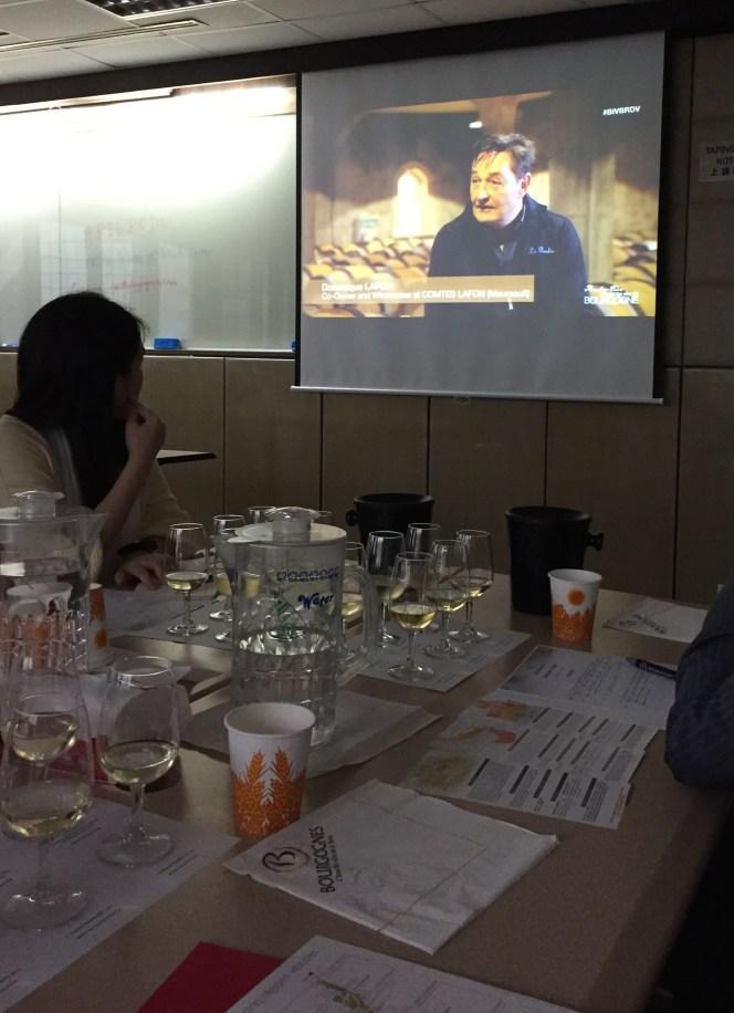 BIVB Chardonnay Meursault producer