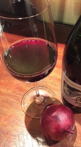 Jouney Wines Shiraz 2012 colour