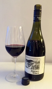 Journey Wines Shiraz 2012