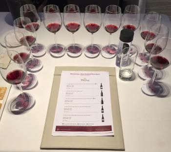 Watsons NZ Pinot Noir class