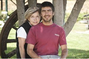 Maria Luz and Felipe Marín
