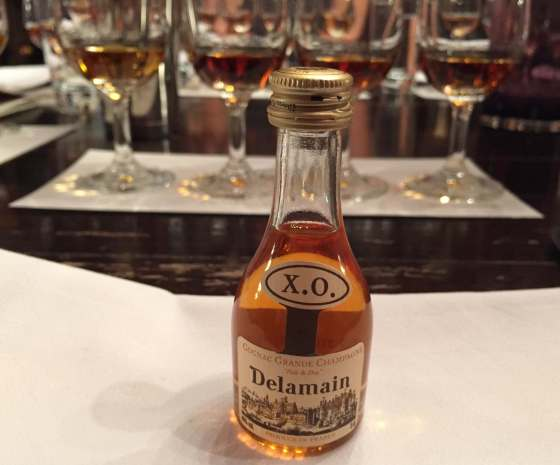 Delamain Cognac - miniature
